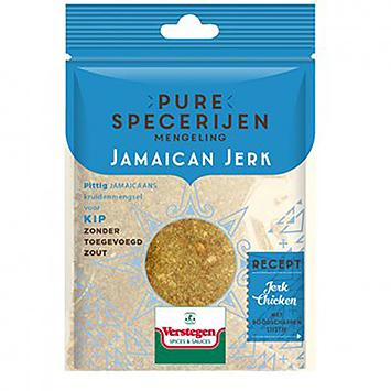 Verstegen Pure specerijen mengeling Jamaican jerk 45g