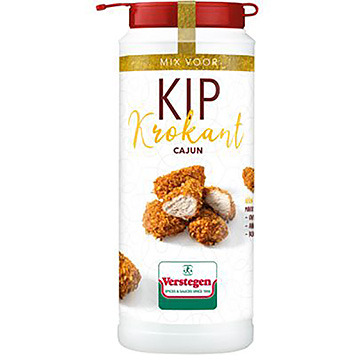 Verstegen Mix for chicken crispy cajun 120g