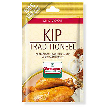 Verstegen Mix für Huhn traditionell 20g