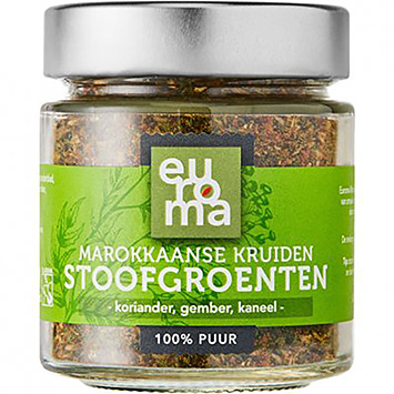 Euroma Moroccan herbs stewed vegetables 55g