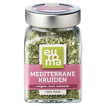 Euroma Mediterrane kruiden 14g