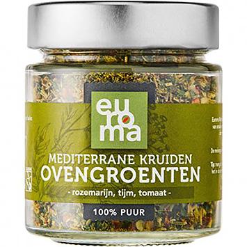 Euroma Mediterrane Kräuter Ofengemüse 49g