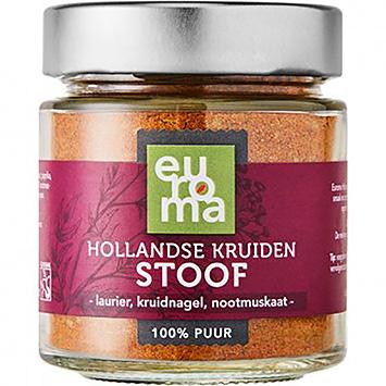 Euroma herbes néerlandaises compotées 68g