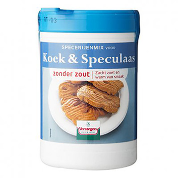 Verstegen Spice mix for cake and speculaas 40g