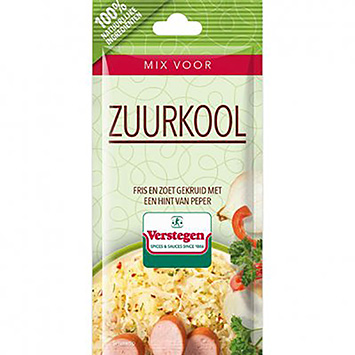 Verstegen Mix for sauerkraut 10g