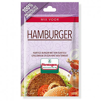 Verstegen Mix voor hamburger 30g