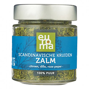 Saumon aux herbes scandinave Euroma 28g