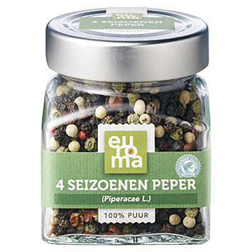 Euroma 4 Seasons pepper 73g