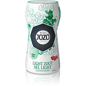 Jozo Light Salz fein 450g