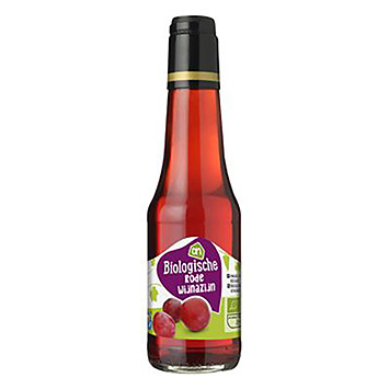 AH Organic red wine vinegar 250ml
