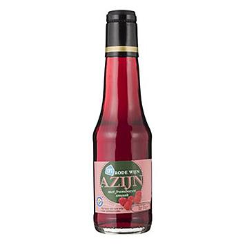 AH Rode wijnazijn met frambozensmaak 250ml