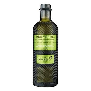 Carapelli Oro verde oilio extra natives Öl von 750 ml