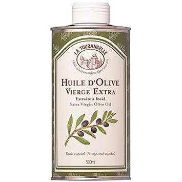 La tourangelle Huile d'olive virgin ekstra 500 ml