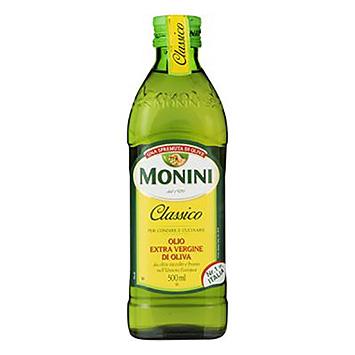 Monini Olio extra vergine di oliva classico 500ml