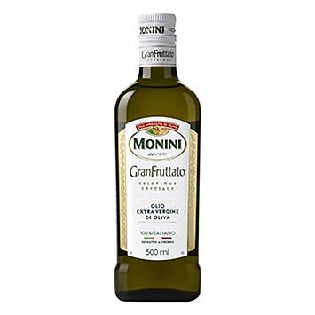 Monini Olio extra virgin di oliva gran fruttato 500ml