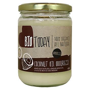 BioToday Coconut oil odourless 400g