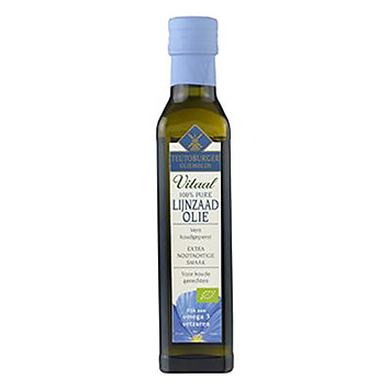 Teutoburger Flaxseed oil 250ml