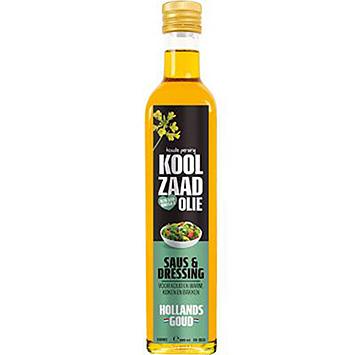 Brassica Koolzaadolie saus en dressing 500ml