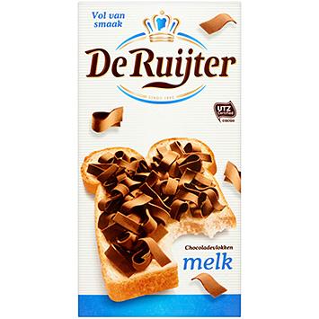 De Ruijter Chokoladeflak mælk 300g