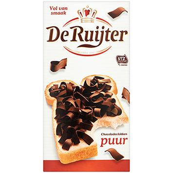 De Ruijter Schokoladenflocken Zartbitter 300g