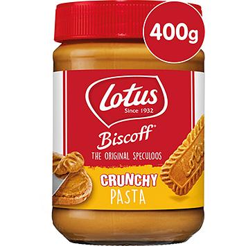 Lotus Speculoos Spekulatiuscreme Crunchy 380g