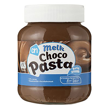 AH Milk chocolate spread 400g