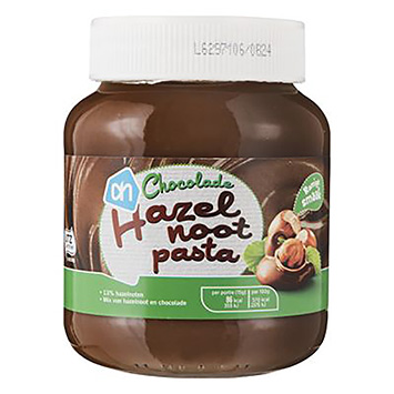 AH Chocolate hazelnut paste 400g