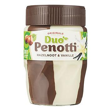 Duo Penotti Milch-Haselnusscreme 400g