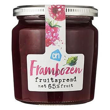 AH Frambozen fruitspread 350g
