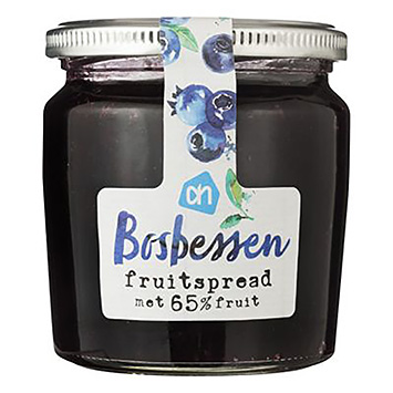 Pâte à tartiner aux fruits AH 350g
