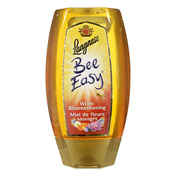 Langnese Bee easy wild flower honey 250g