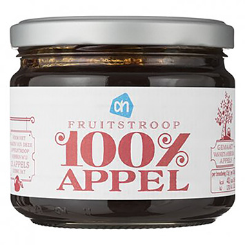 AH Fruit syrup 100% apple 330g