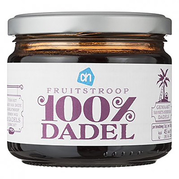 AH Fruit syrup 100% date 330g
