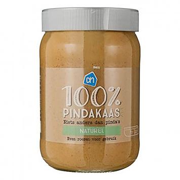 AH 100% beurre d'arachide naturel 600g