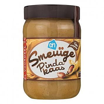 AH Cremige Erdnussbutter 600g