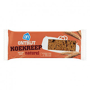 AH Breakfast cake bar natural 5x55g