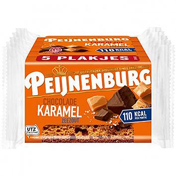 Peijnenburg Chocolade karamel zeezout 5x36g