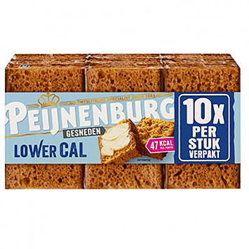 Peijnenburg Lower cal gesnelden 10x24g