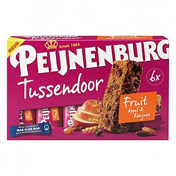 Peijnenburg Tussendoor fruit 6x34g