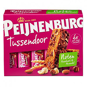 Peijnenburg In between nuts 6x34g