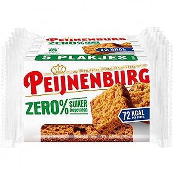 Peijnenburg Zero% suiker toegevoegd 5x30g