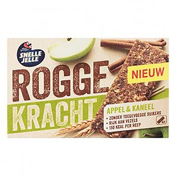 Snelle Jelle Roggekracht appel en kaneel 4x45g