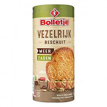 Bolletje Vezelrijk beschuit meer zaden 175g