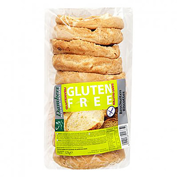 Damhert glutenfri rusks 125 g