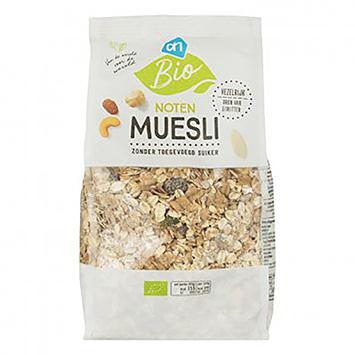 AH Organic muesli nuts 425g