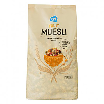 AH Muesli fruit 1000g