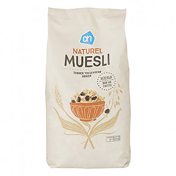 AH Muesli Naturel 1000g