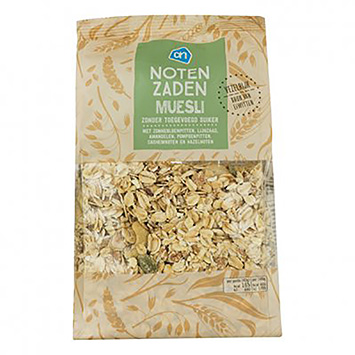 AH nuts seeds muesli 350g