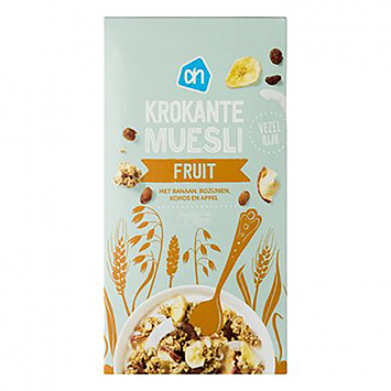 AH Fruits croustillants au muesli 600g