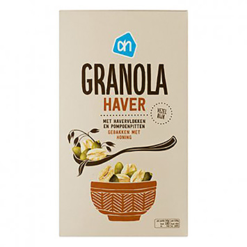 AH Granola oats 500g